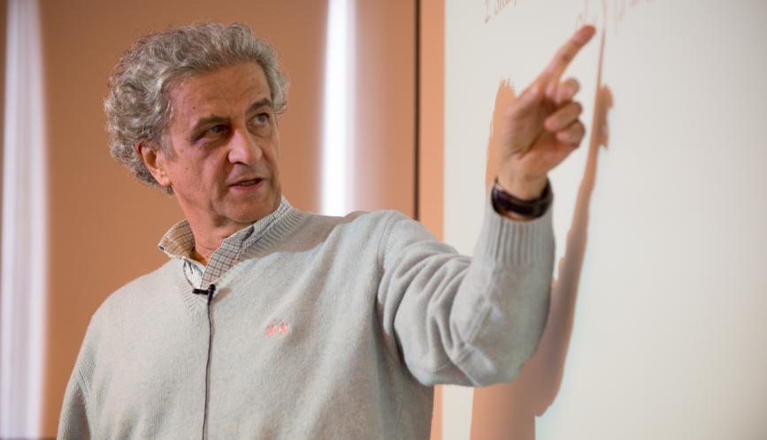 Aldo Rustichini