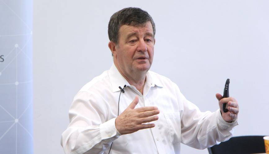 Shlomo Weber