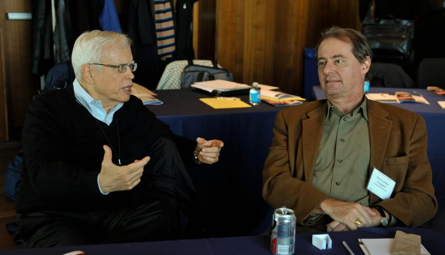 James Heckman and Pierre-Andre Chiappori