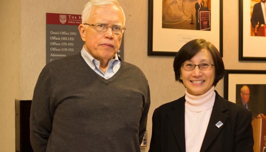 James Heckman and Kin Bing Wu