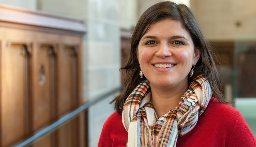 Professor Marie-Claire Arrieta