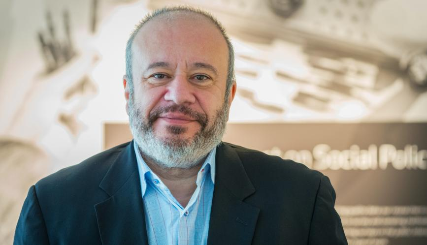Professor Alberto Bisin