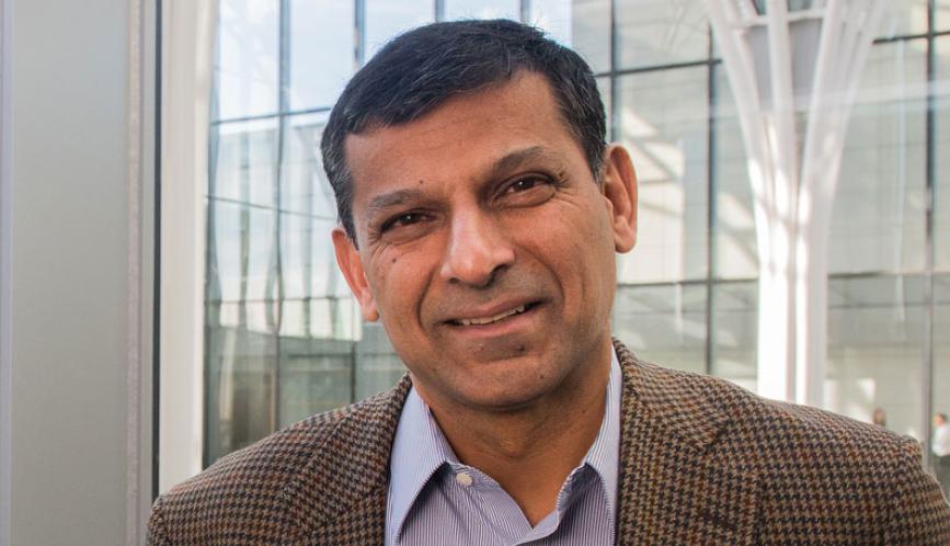 Professor Raghuram Rajan