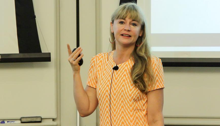 Professor Petra Todd