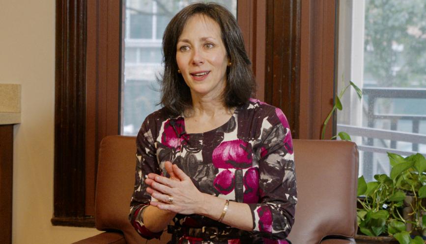 Professor Stacy Tessler