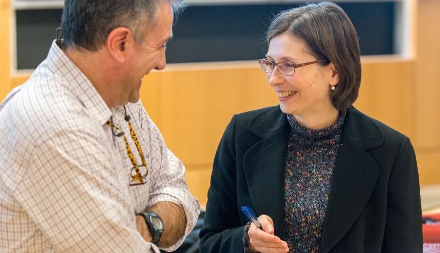 Mariacristina De Nardi and Dean Corbae