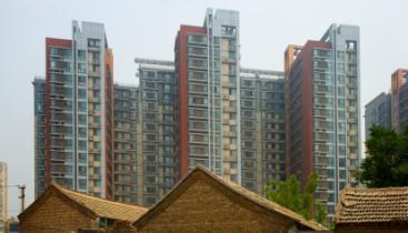 High-rise buildings in Beijing