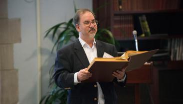 Professor Adam Gamoran
