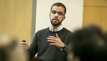 Professor Jorge Luis García