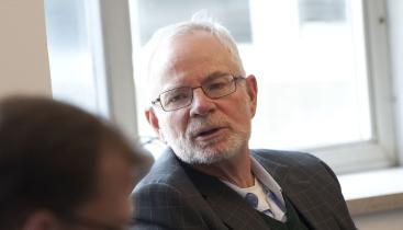 Professor Richard Ebstein